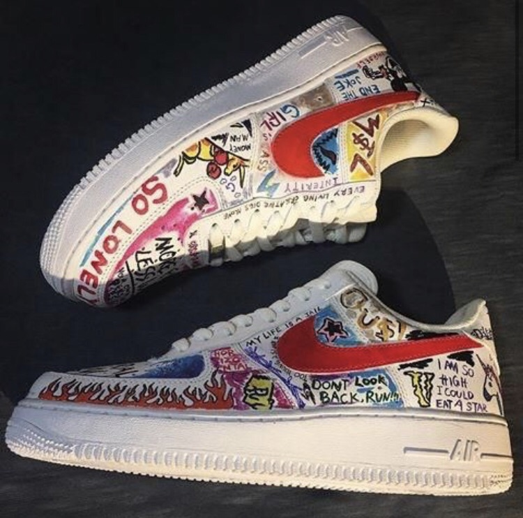 DOPE AIR FORCE 1S shared by