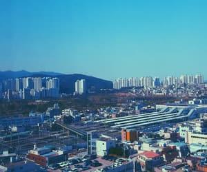 blue, metro, and urban image