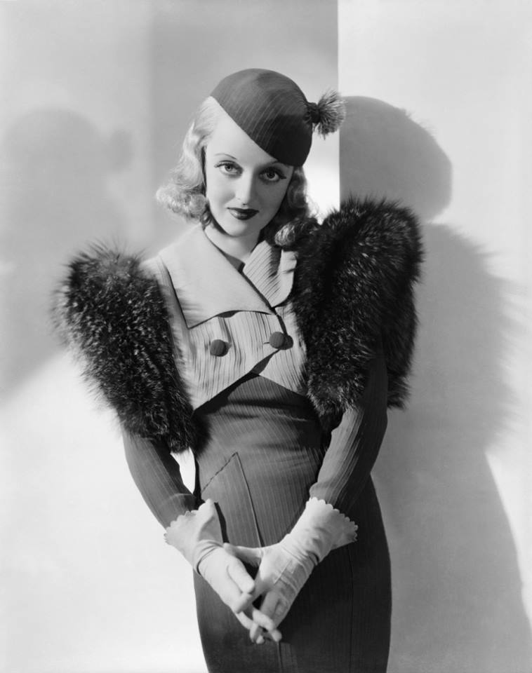 Bette Davis image