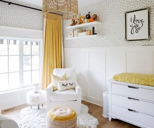 nursery, baby, and cozy image