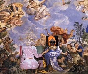 art, fashion, and baroque image