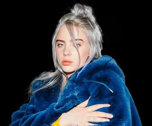billie eilish and png image
