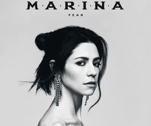 album, marina, and cover image
