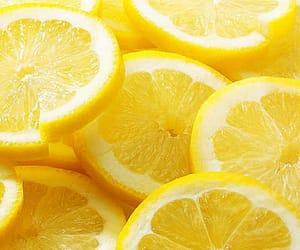 lemon, yellow, and fruit image
