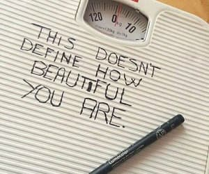 you are beautiful, weight is not important, and everytime beautiful image
