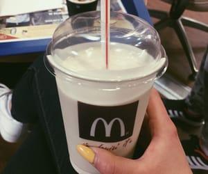 food, good, and McDonalds image