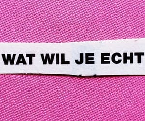 aesthetic, nederlands, and pink image