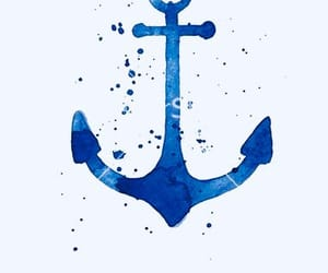 anchor, drawing, and inspiration image