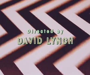 david lynch, Twin Peaks, and 1990's image
