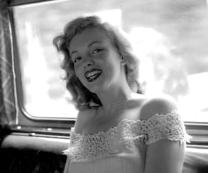 Marilyn Monroe and 1949 image