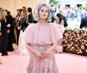met gala, lucy boynton, and red carpet image