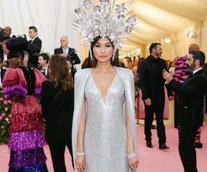 gemma chan, fashion, and tom ford image