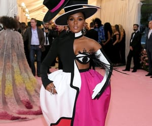 red carpet, janelle monae, and met gala image