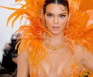 kendall jenner, met gala, and fashion image