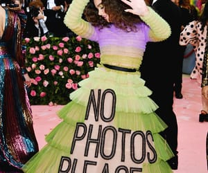 met gala, hailee steinfeld, and fashion image