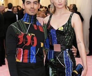 Joe Jonas and sophie turner image