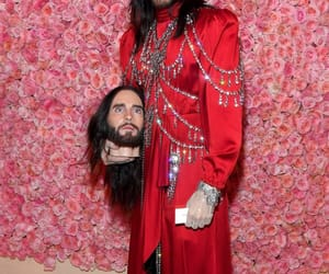 30 seconds to mars, jared leto, and met gala 2019 image