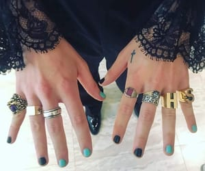 Harry Styles, met gala, and hands image