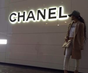 aesthetic, chanel, and outfit image
