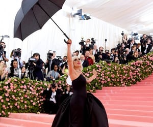 Lady gaga, met gala, and celebrities image
