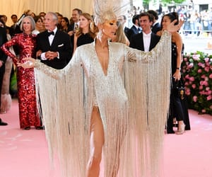 celine dion, fashion, and MET image
