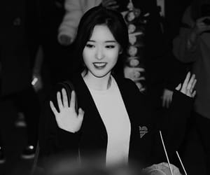 bnw, loona, and dark image