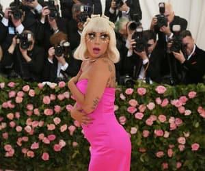 Lady gaga, met gala, and celebrity image