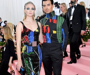 couple, red carpet, and fashion image