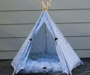 best dog beds australia, dog teepee australia, and dog tent australia image