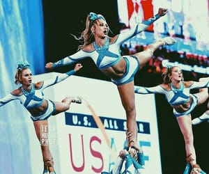 allstar, cheer, and flexibility image