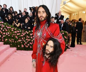 30 seconds to mars, met gala, and actor image