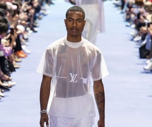 Louis Vuitton, steve lacy, and fashion image
