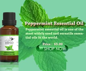 organic peppermint oil, buy peppermint oil, and pure peppermint oil image
