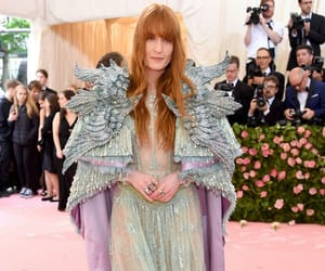 met gala, fashion, and florence welch image