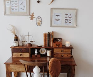 antique, cozy, and fall image
