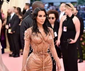 camp, fashion, and kim kardashian image