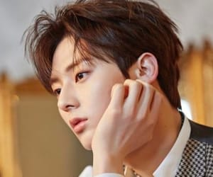 minhyun, nuest, and hwang minhyun image