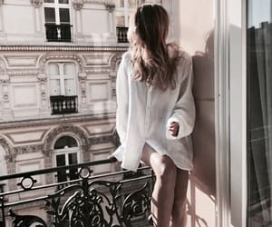 adventure, balcony, and chic image
