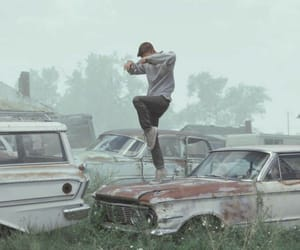 cars, dance, and vintage image