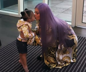 baby, style, and stormi image