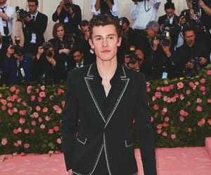 met gala, shawn mendes, and fashion image