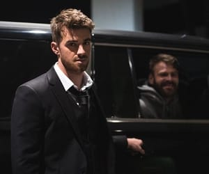 the chainsmokers, drew taggart, and alex pall image