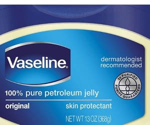 uses of vaseline, how to remove eye shadow, and vaseline use for lips image