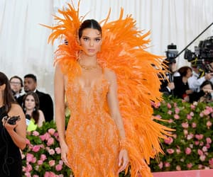 kendall jenner and met gala image