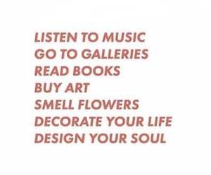 quotes, soul, and art image