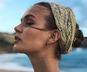 josephine skriver, style, and beauty image