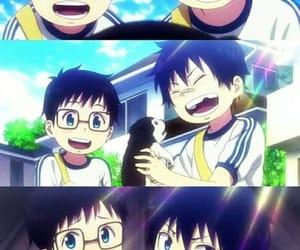 anime, blue no exorcist, and manga image