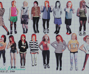 fashion, hayley williams, and style image
