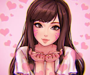 overwatch and d.va image