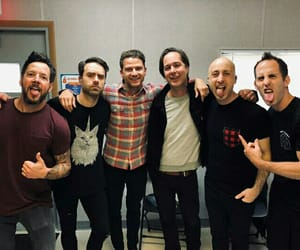 banda, musicians, and simple plan image